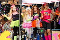Photographs from Evesham Carnival 2017